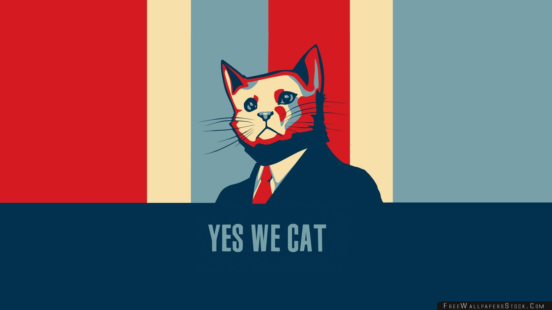 Download Free Wallpaper Yes   Cat