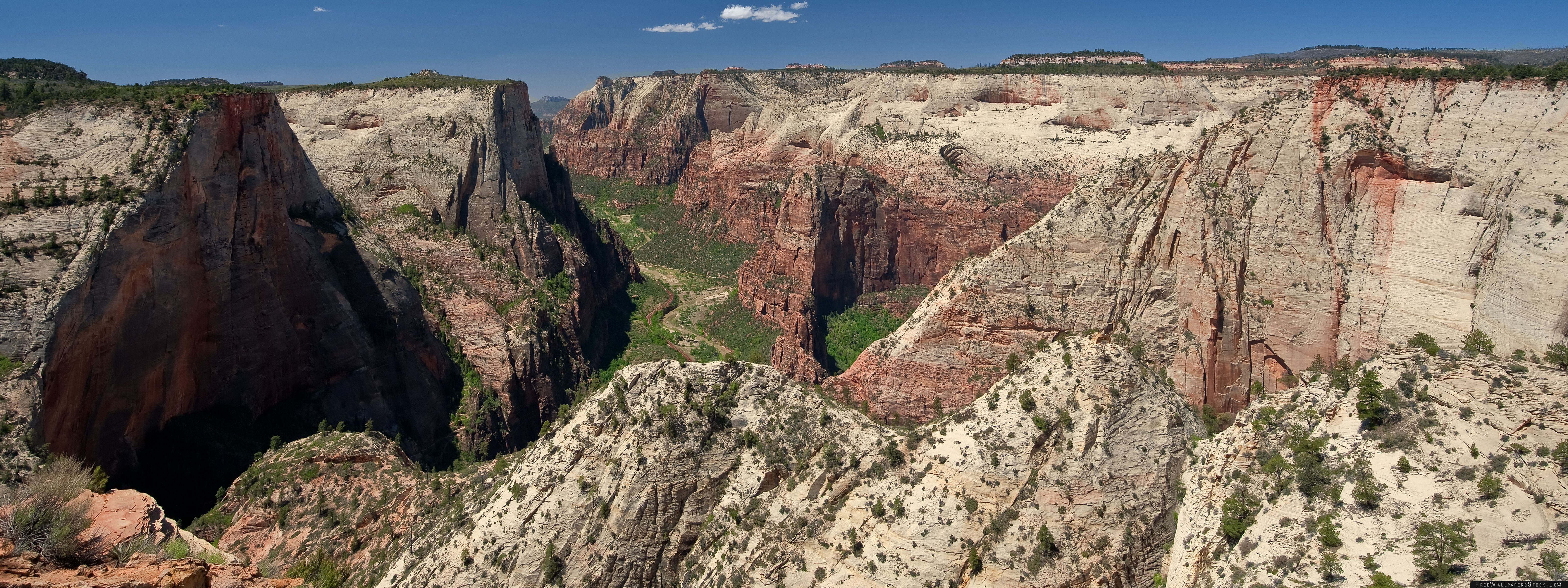 Download Free Wallpaper Zion National Park Observation Point