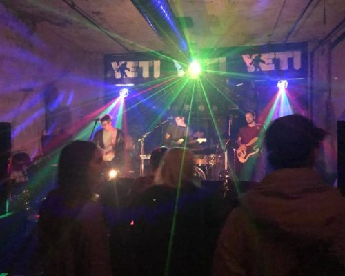 The Yeti – Tulsa