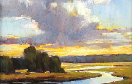 "Christine Bodner ""A River Runs"""