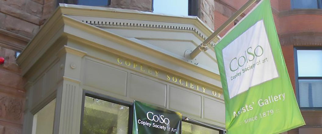 Copley hosts Pastel Show for the First Time