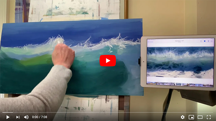 Jeanne Rosier Smith Shares Her Process