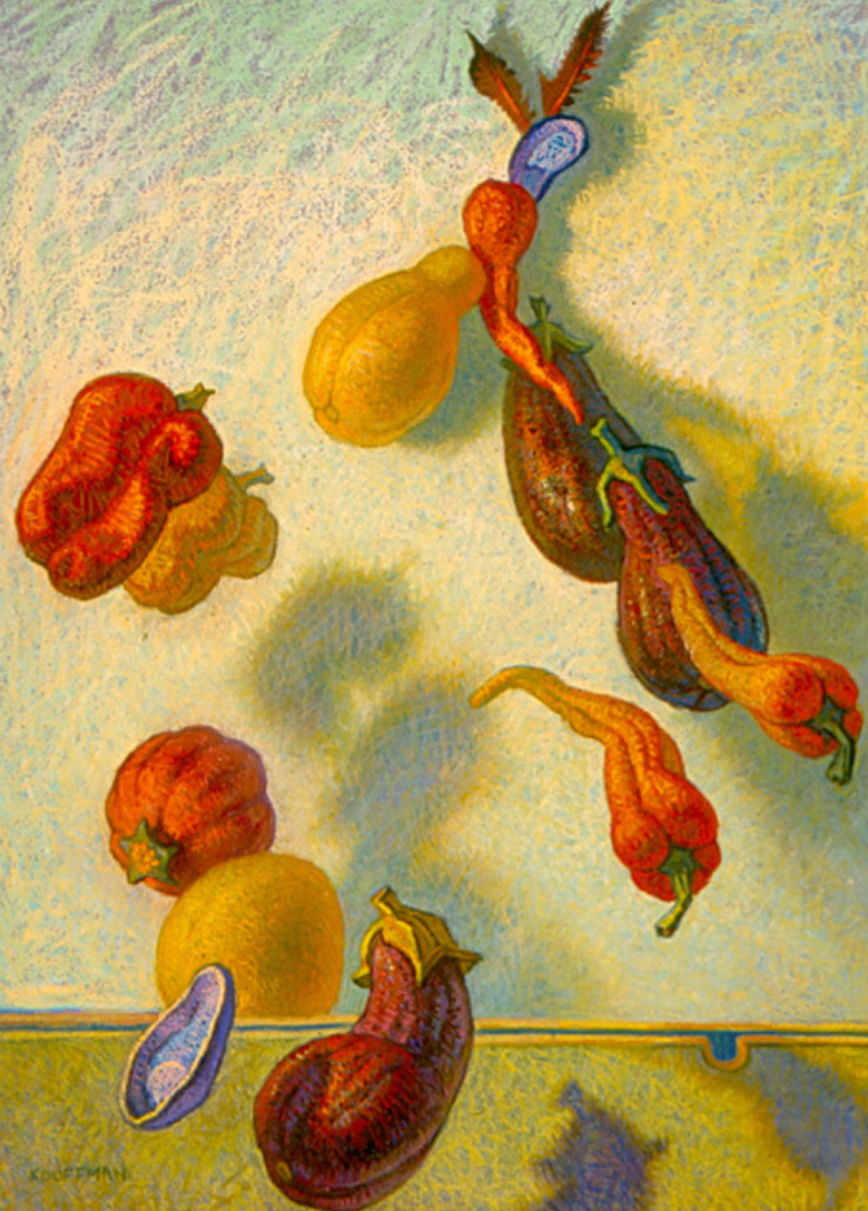 Award-winning PPSCC Signature Member, Jakki Kouffman, to teach pastel workshop at the Provincetown Art Museum in July 2021.