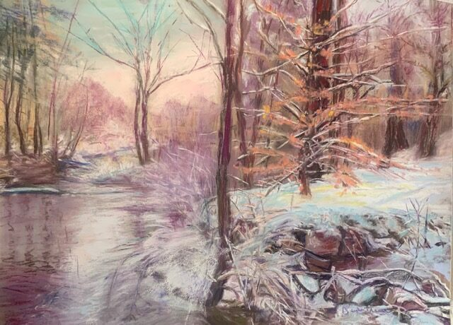 Paula Fraser Juried Into Zullo Gallery Exhibition