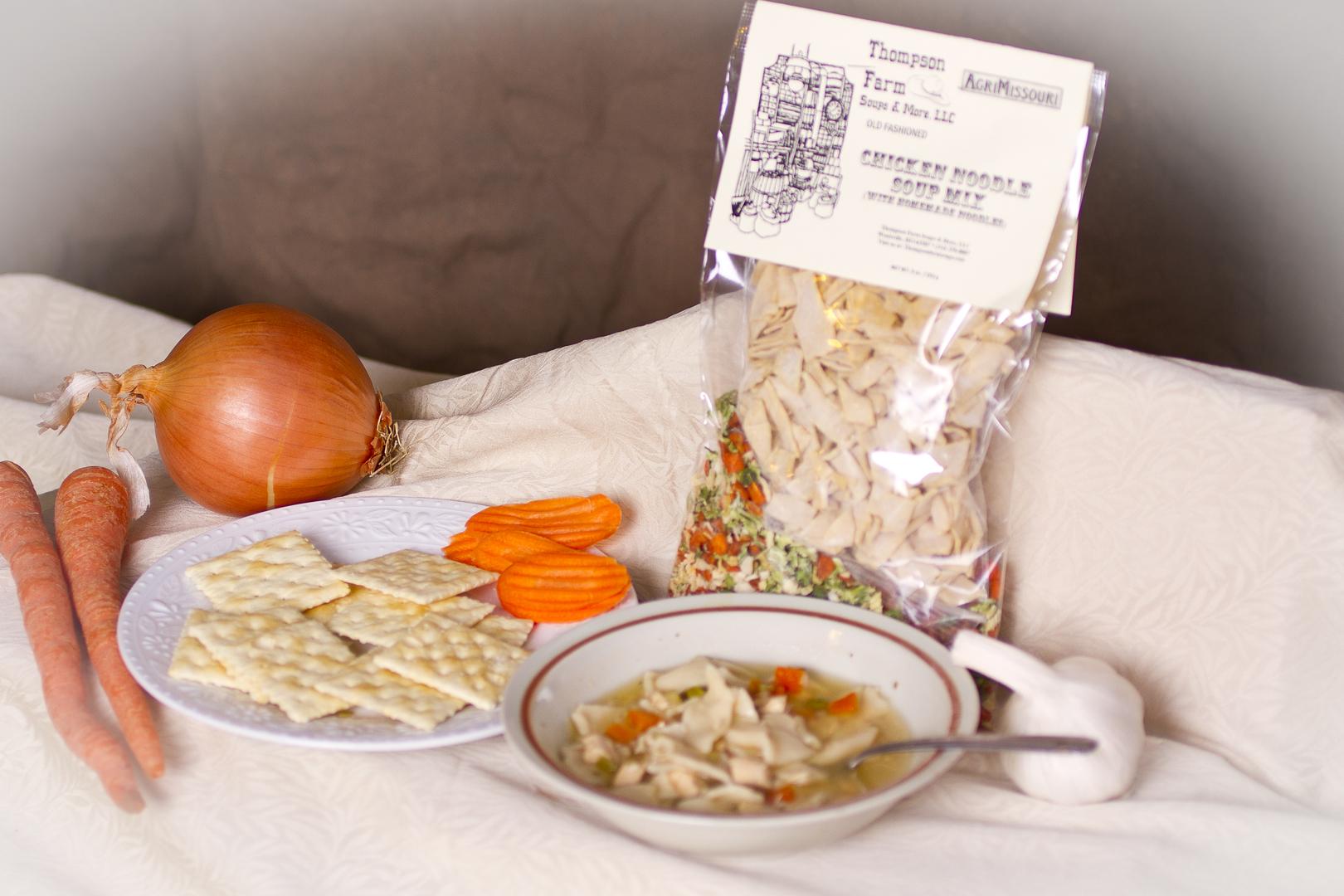 Chicken Noodle Soup Mix <br> ~ $7 ~