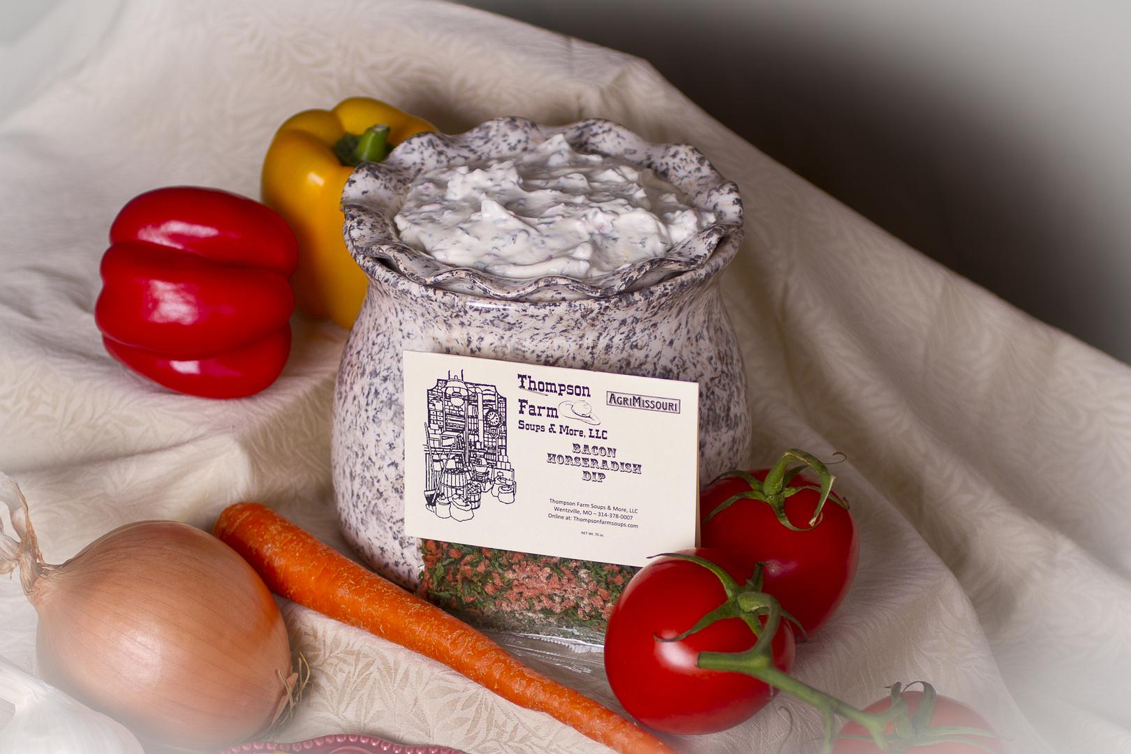 Bacon Horseradish Dip Mix <br> ~ $4.50 ~