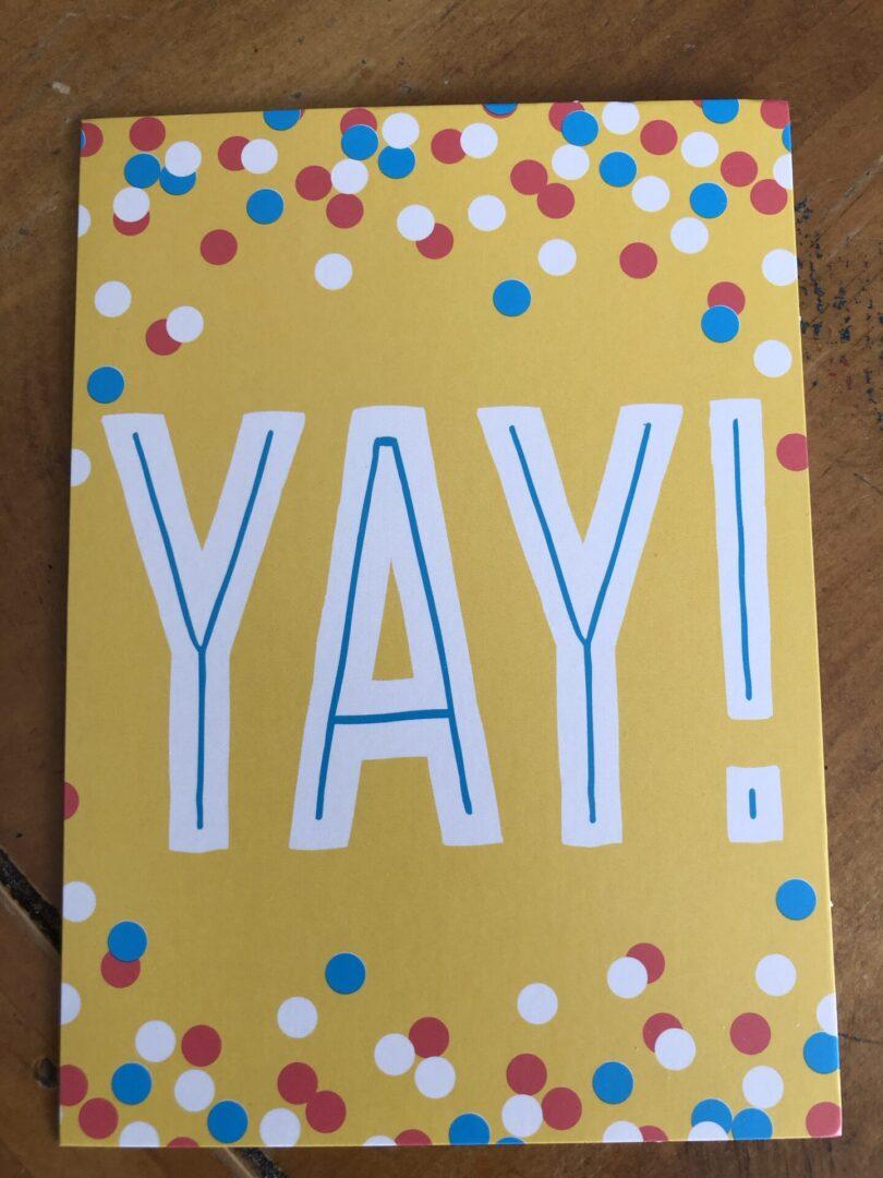 Yay Card