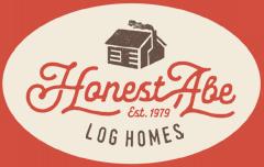 logo for Honest Abe Log Homes