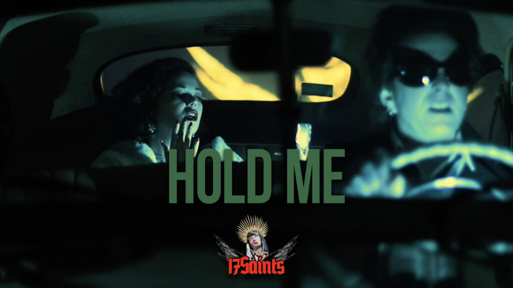 HOLD ME MUSIC VIDEO DEBUTS