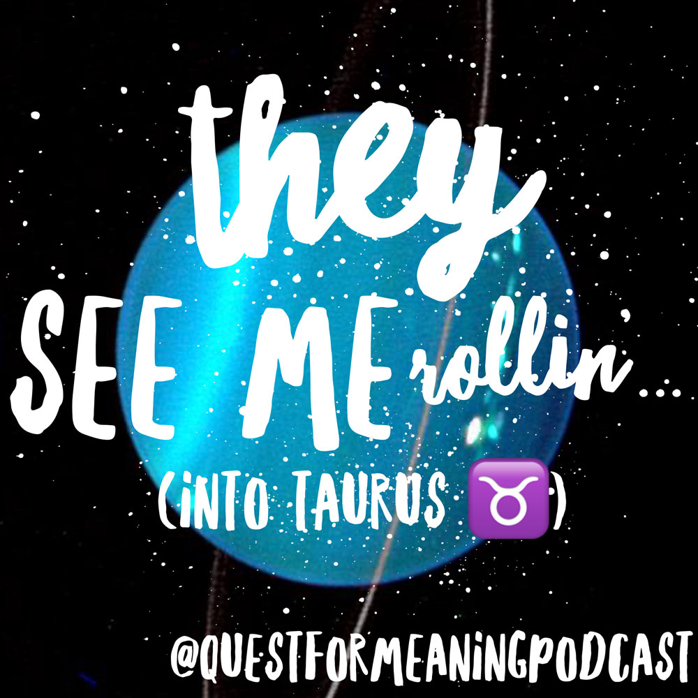 Real Life Astrology: Uranus enters Taurus