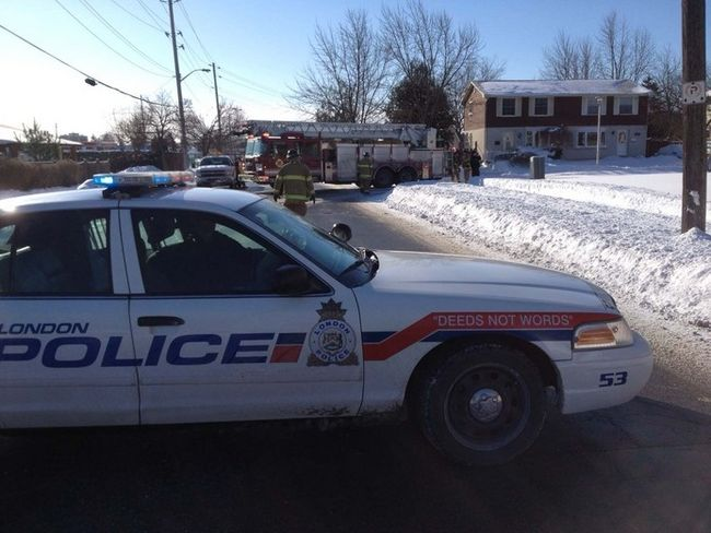 Natural Gas Leak in London Ontario