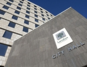 City Hall of London Ontario