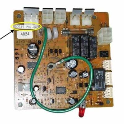 DS-B-17  –  Burner Control Circuit Board