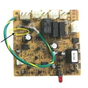 DS-B-17A  –  Burner Control Circuit Board