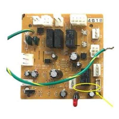 DS-B-17C  –  Burner Control Circuit Board