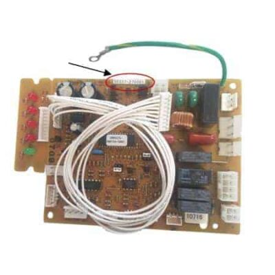 EPX-2-33 – Burner Control Circuit Board
