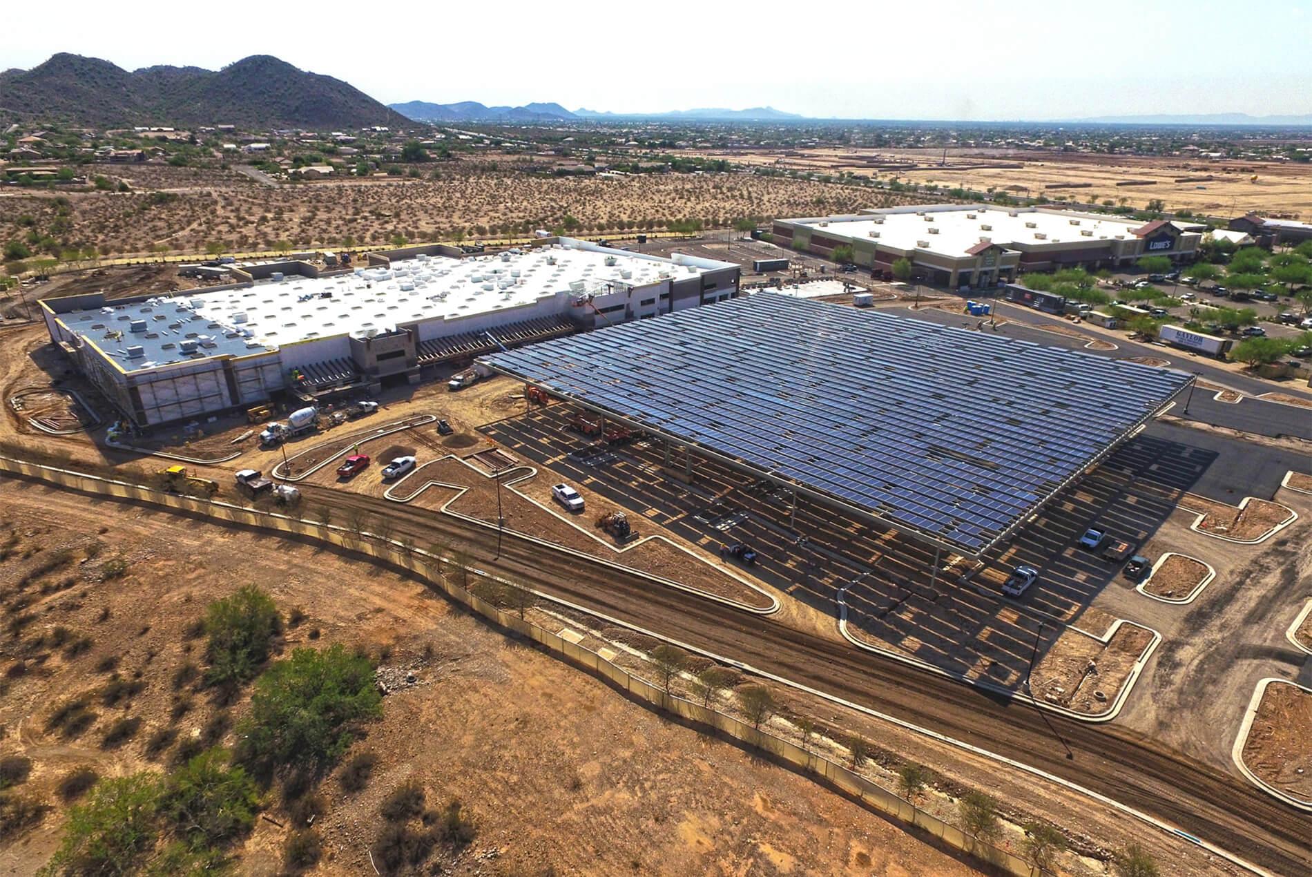 Fry's PowerParasol Solar (Various Sites)