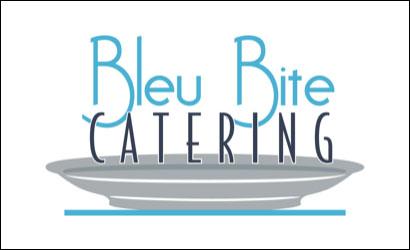 Bleu Bite Catering Brochure Logo 2020