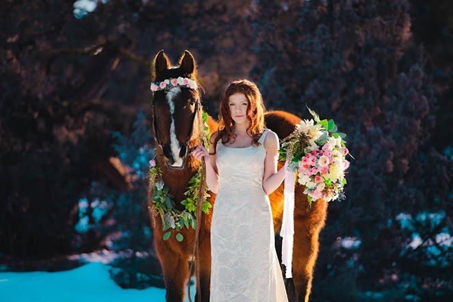 Blomstra Floriography, LLC – Central Oregon Wedding Florist & Wedding Flowers