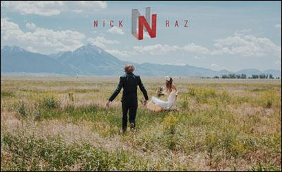 Nick Raz Photography Brochure Logo