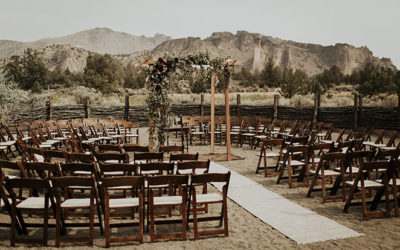 O'Brien Events – Central Oregon Wedding & Event Rentals
