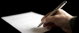 Conoce cómo hacer un testamento casero