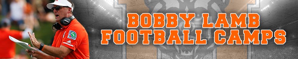 Bobby Lamb Football Camp 2019