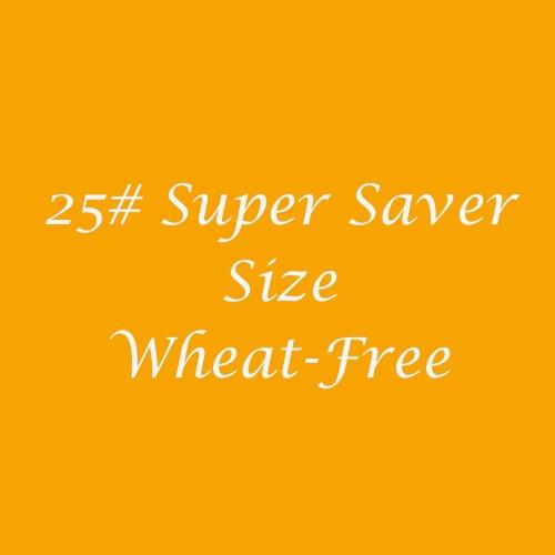 25# Super Saver Wheat