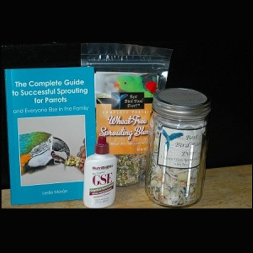 Wheat Sprouting Kit