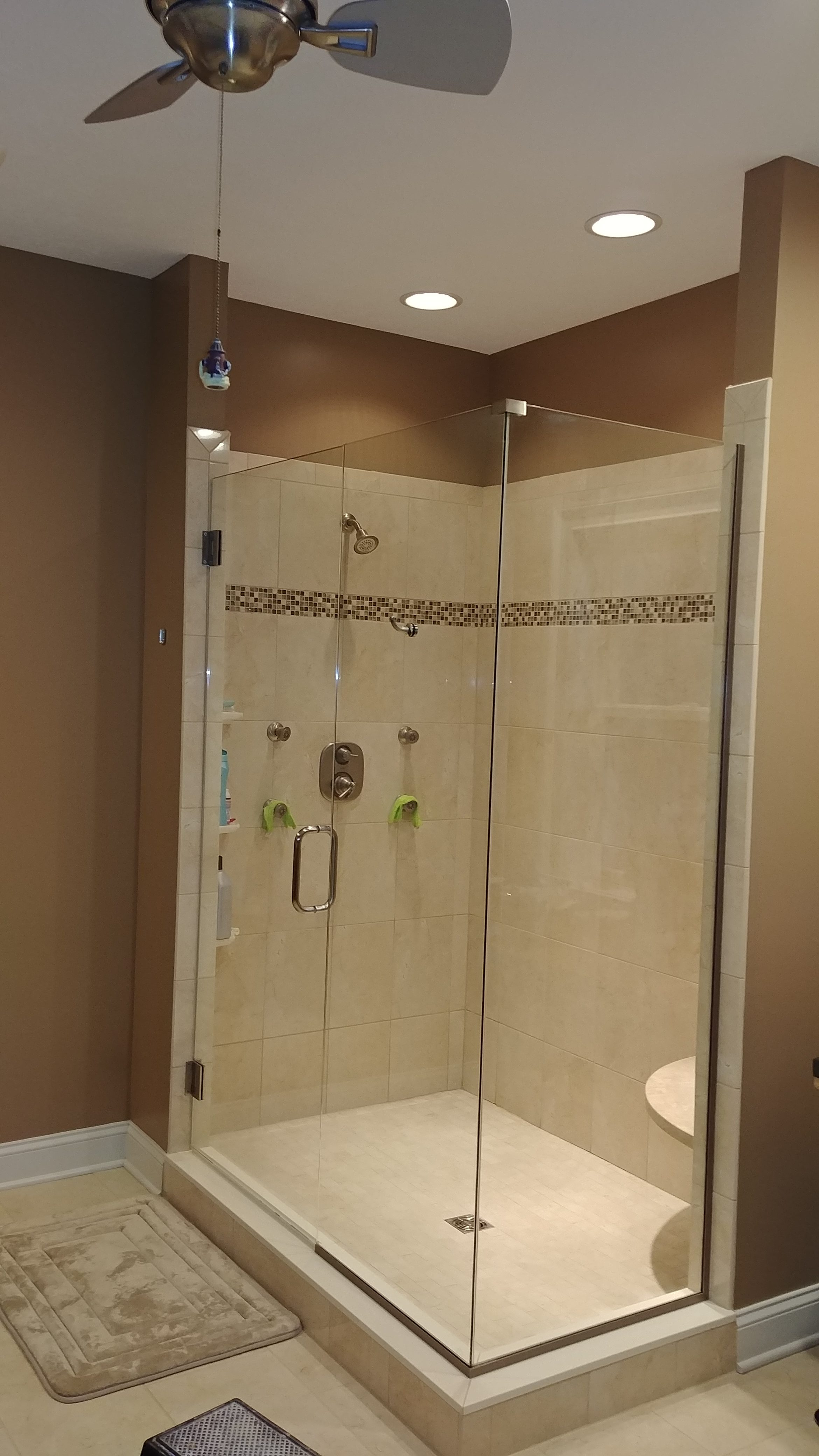 After - Interior Painting of a Bathroom, Eaton Township