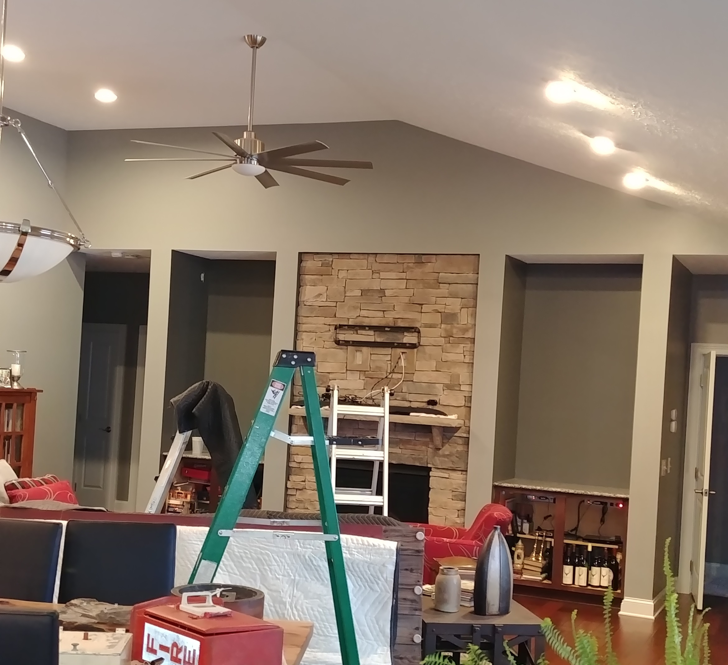 After - Olmsted Falls Home Interior Painting