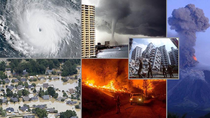 картинки различных стихийных бедствий
