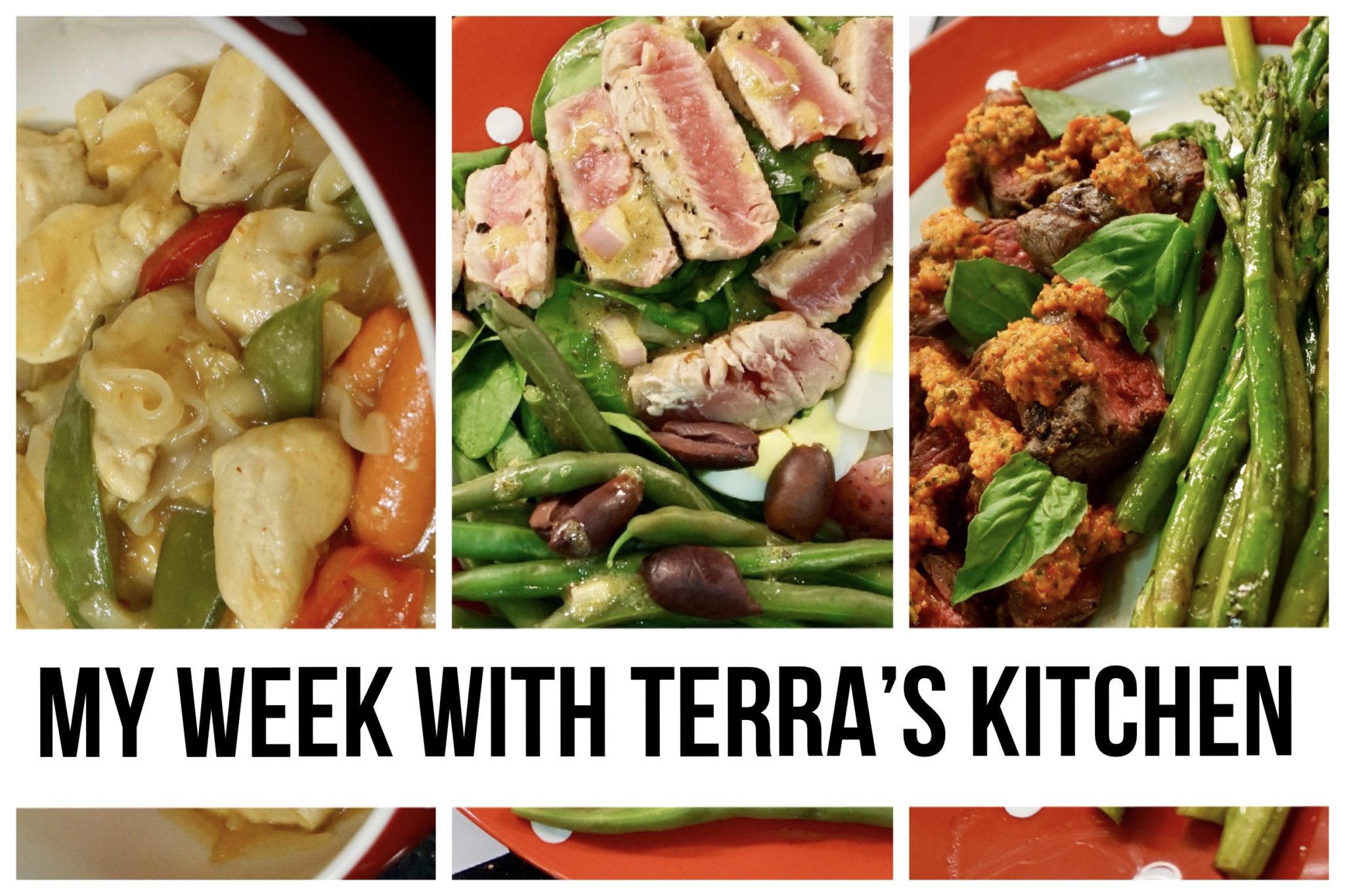 My Week with Terra's Kitchen