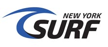 New York Surf Soccer Club Logo