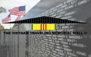 Vietnam Traveling Memorial Wall Escort