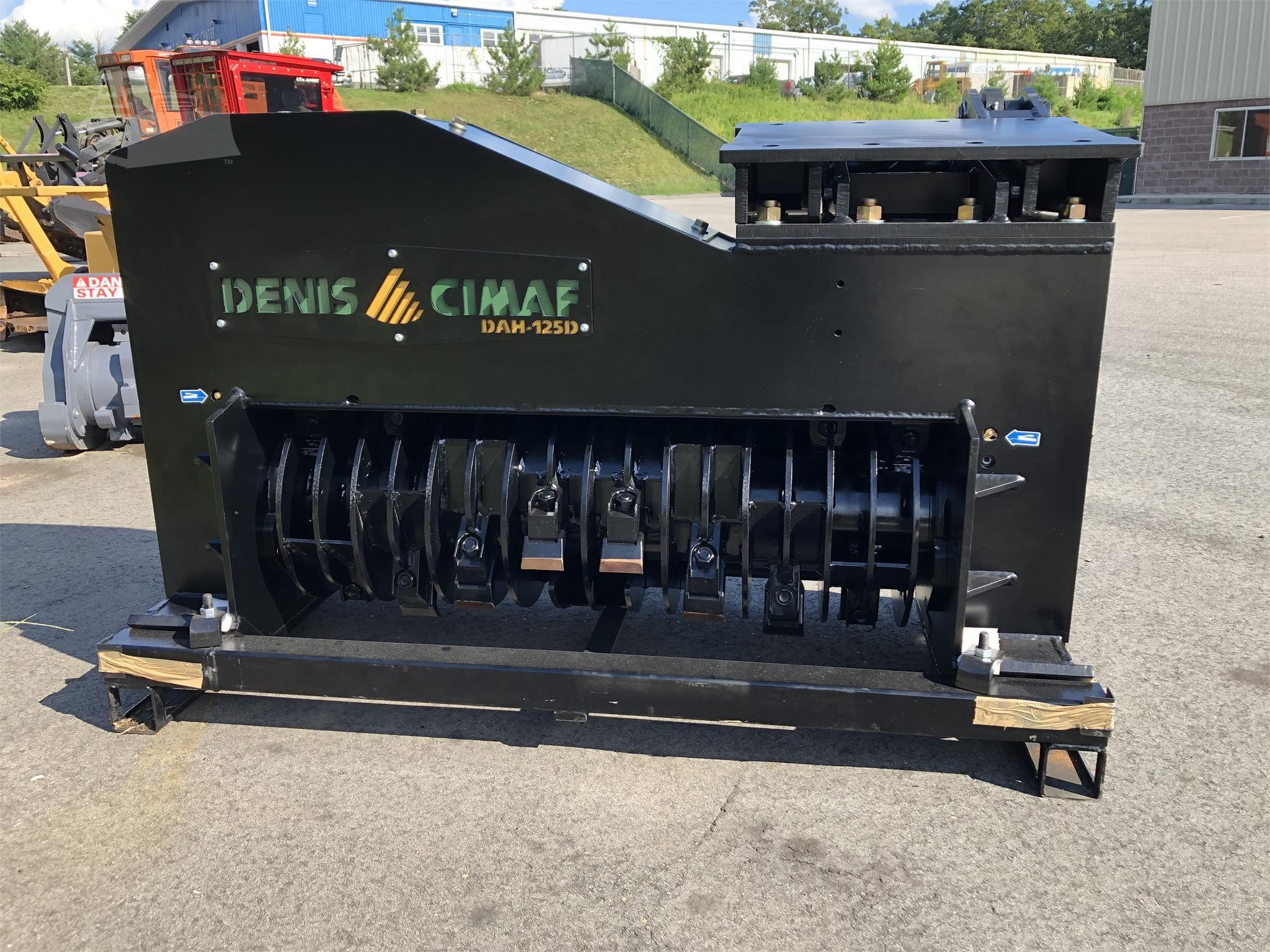 2019 DENIS CIMAF DAH125D Mulcher