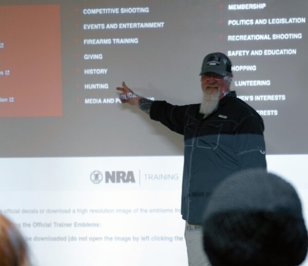 NRA Safety Officer Training
