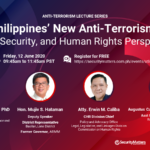 Anti-Terrorism Lecture Series 2020 – Part 2