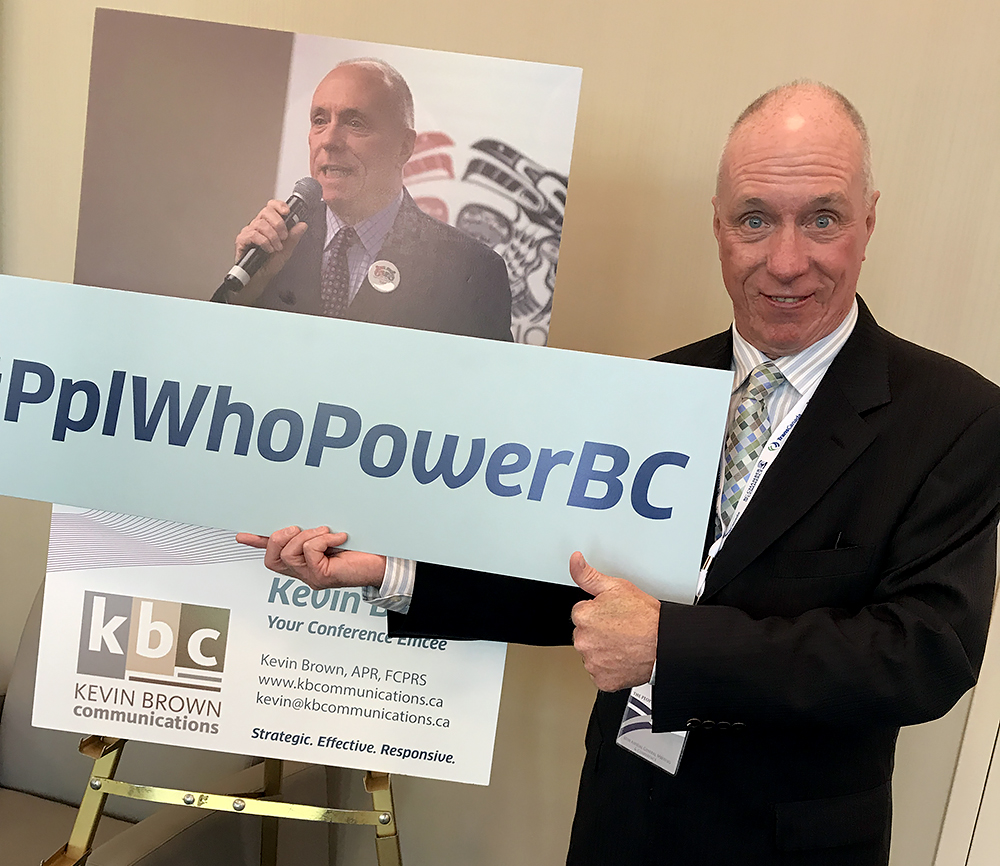 People who power BC - KBC events