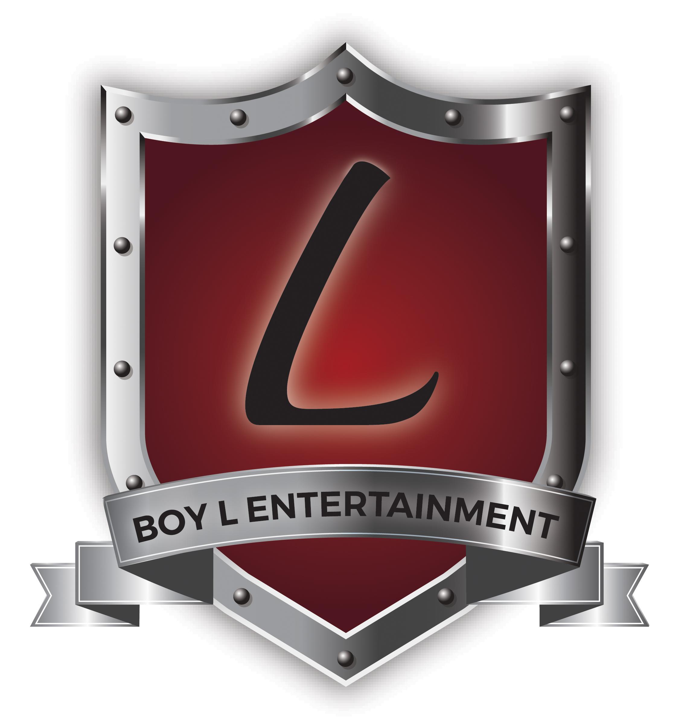 Boy L Ent LOGO Red