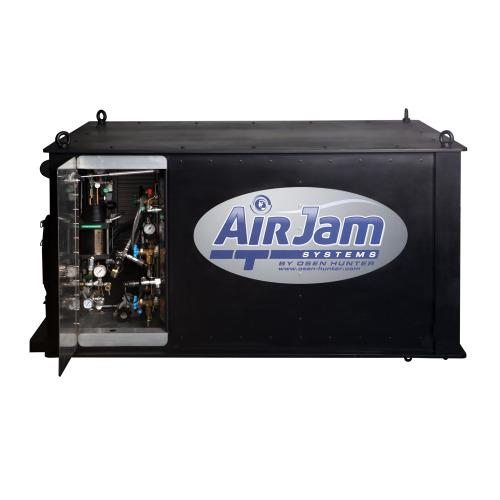 Osen-Hunter Innovative Technologies: Air Jam systems