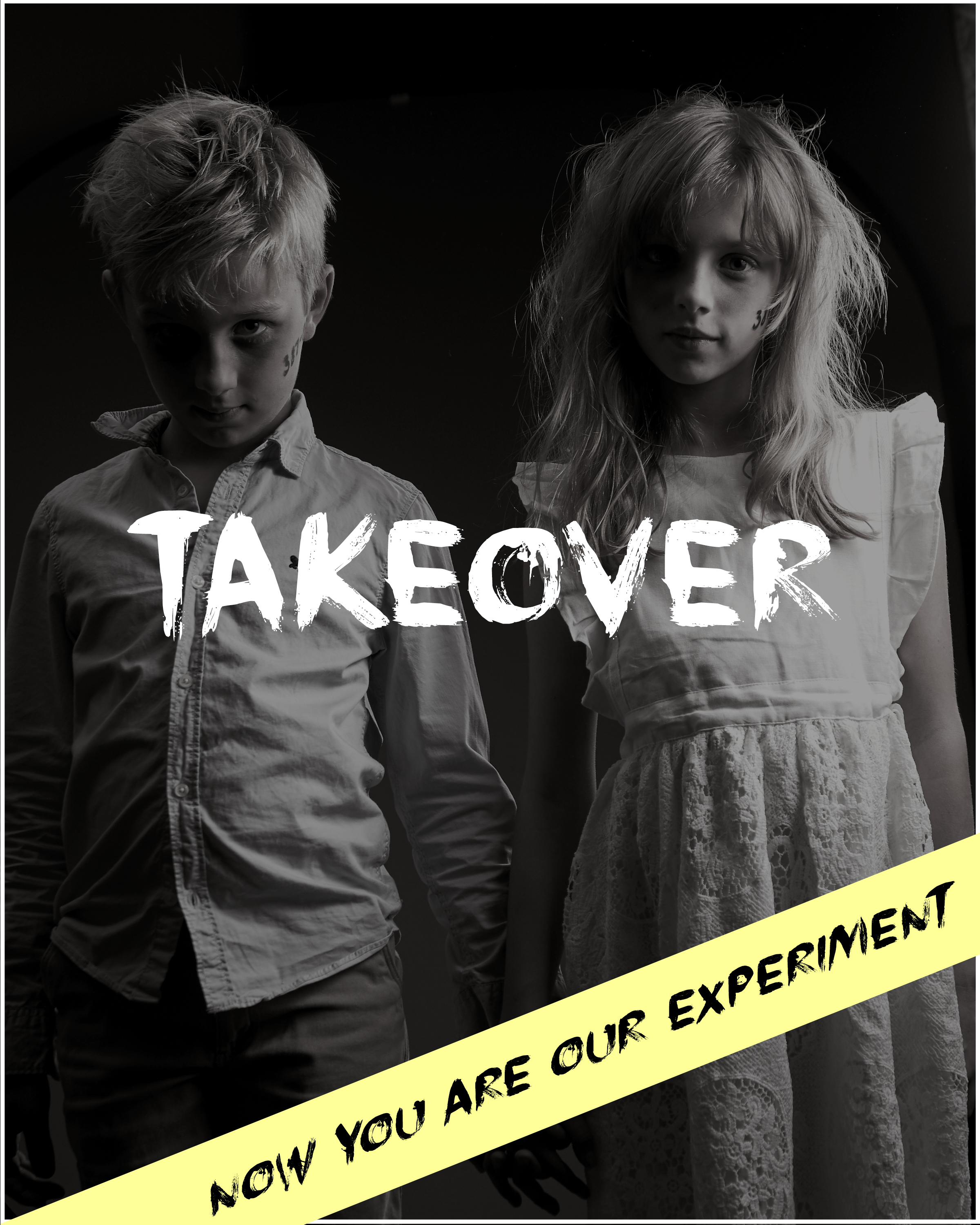 Takeover poster