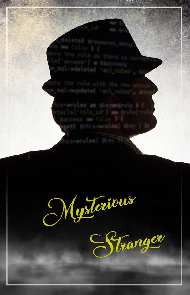 Mysterious Stranger website picture