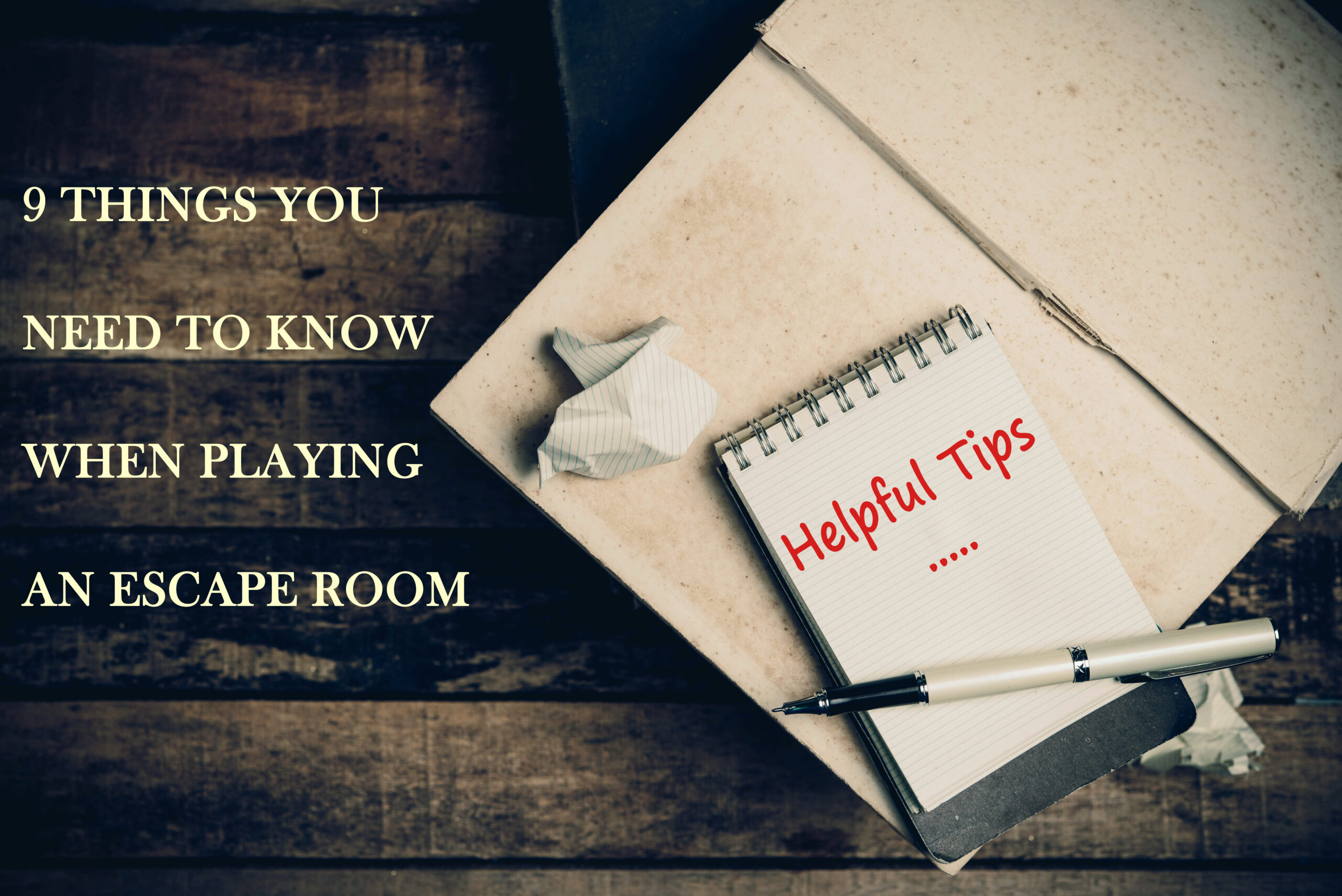 9 Escape Room Tips From an Escape Room Owner
