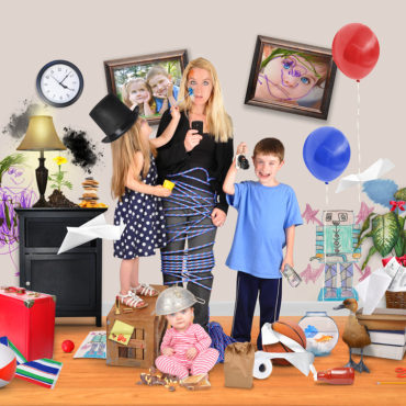 Is It Too Late To Be A SAHM?