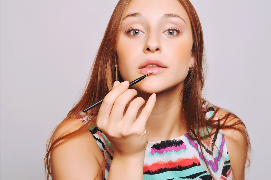 When I Pluck My Chin Hairs is that False Advertising? - BluntMoms.com