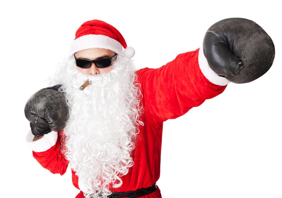 8 Ways to Rock Christmas Like an Evil Genius - BluntMoms.com