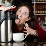 Thoughts From My Coffee Addicted Brain In the Starbucks Drive-Thru - BluntMoms.com