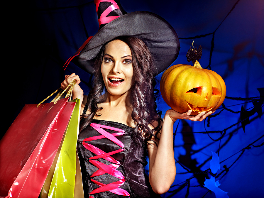 Dear Halloween Mom, Did You Buy That Slinky Costume at the Vixen Store? - BluntMoms.com