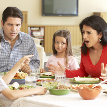 8 Ways Kids Wreck Thanksgiving
